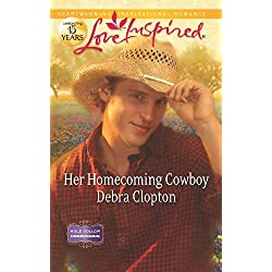 Her Homecoming Cowboy (Mule Hollow Homecoming)