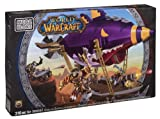 Mega Bloks World Of Warcraft Zepplin Goblin