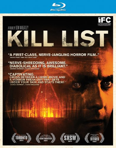 Kill List [Blu-ray] DVD