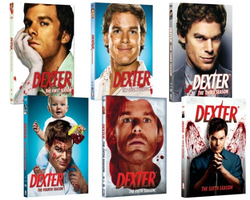 Dexter: Seasons 1-6 DVD