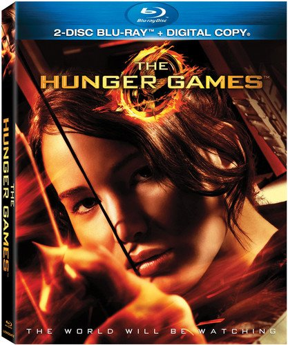 The Hunger Games [Blu-ray + Digital Copy] DVD