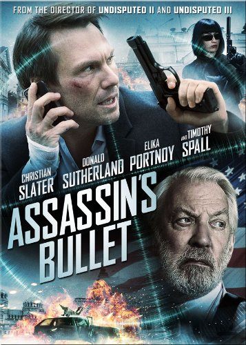 Assassin's Bullet DVD