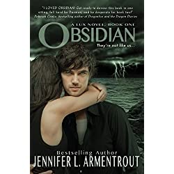 Obsidian (A Lux Novel)