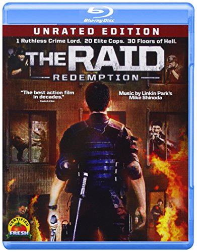 The Raid: Redemption [Blu-ray] DVD