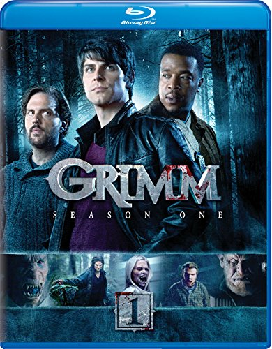 Grimm: Season One  DVD
