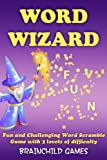 Free Kindle Book : Word Wizard - Word Scramble Puzzle Games