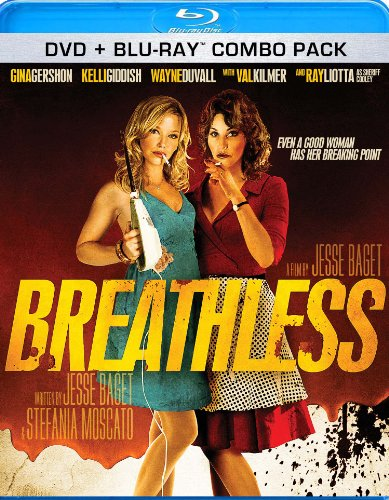 Breathless [Blu-ray] DVD