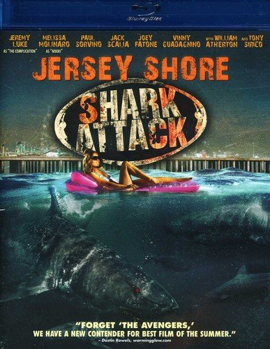 Jersey Shore Shark Attack [Blu-ray] DVD