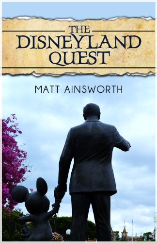 Free Kindle Book : The Disneyland Quest