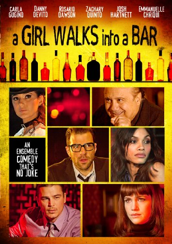 A Girl Walks Into a Bar DVD