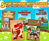 Free Kindle Book : 5 Fun Rhyming Boys Stories: Ultimate Boy