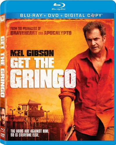 Get the Gringo [Blu-ray] DVD