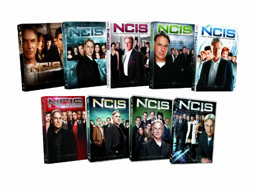 NCIS: Seasons 1-9 DVD