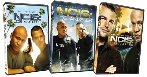 NCIS: Los Angeles - Seasons 1-3 DVD