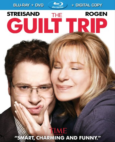 The Guilt Trip  DVD