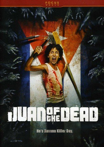 Juan of the Dead DVD