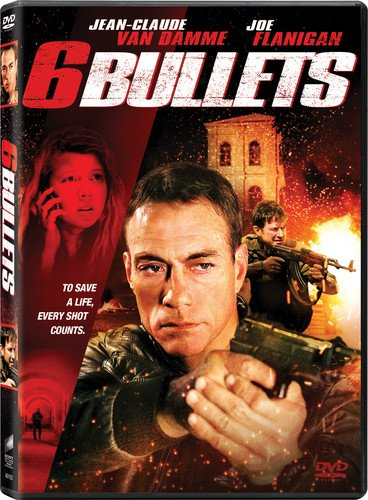 6 Bullets DVD