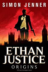 Ethan Justice: Origins by Simon Jenner