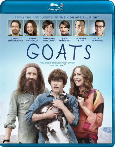 Goats [Blu-ray] DVD