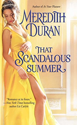 Book That Scandalous Summer