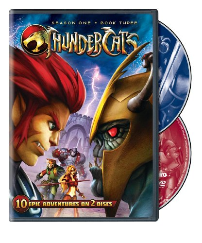 Thundercats: Season 1 Book 3 DVD