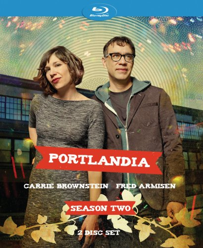 Portlandia: Season 2 [Blu-ray] DVD
