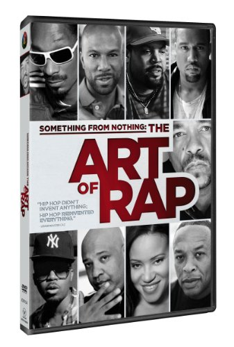 Something from Nothing: The Art of Rap DVD