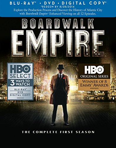 Boardwalk Empire: Complete First Season  DVD