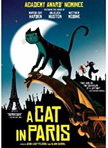 "[GUEST POST] Michaele Jordan on the Animated Film ""A Cat in Paris"""