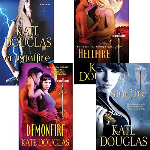 Kate Douglas Quartet ebook bundle
