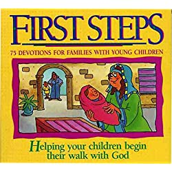 First Steps Devotions for Families with Young Children