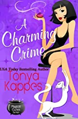A Charming Crime by Tonya Kappes