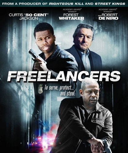 Freelancers [Blu-ray] DVD
