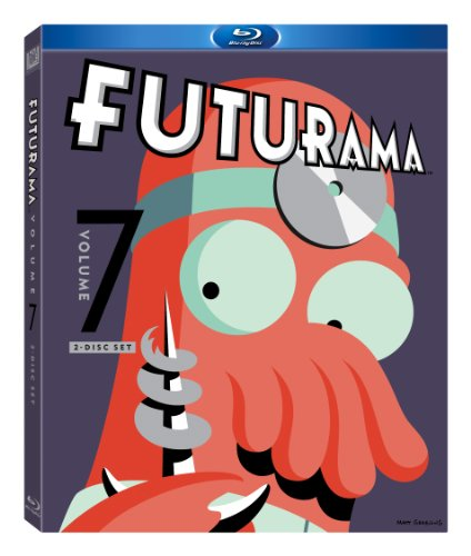 Futurama: Volume 7 [Blu-ray] DVD