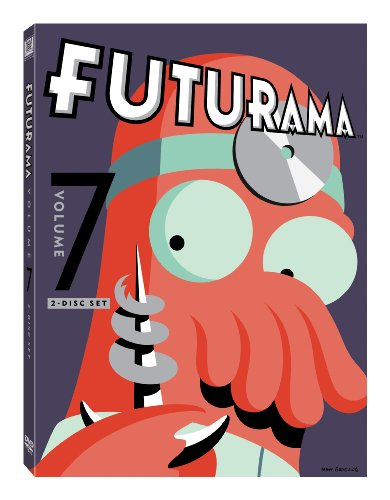 Futurama: Vol. 7 DVD