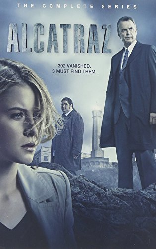 Alcatraz: The Complete First Season DVD