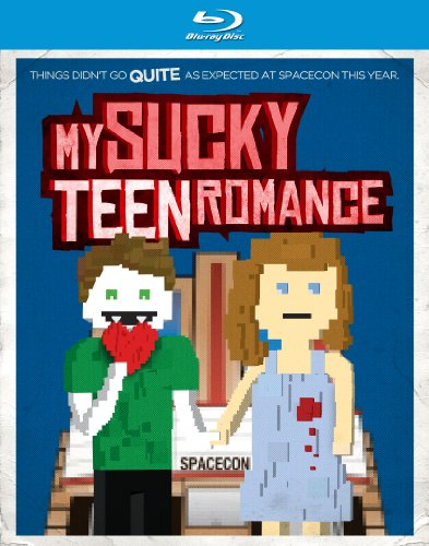 My Sucky Teen Romance [Blu-ray] DVD