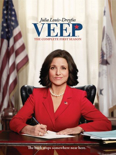 Veep: The Complete First Season DVD