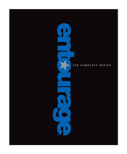Entourage: The Complete Series [Blu-ray] DVD