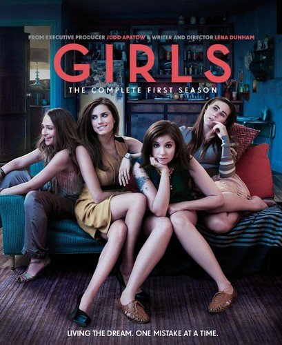 Girls: The Complete First Season DVD