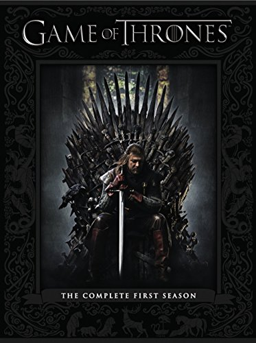 Game of Thrones Season 1 Cover