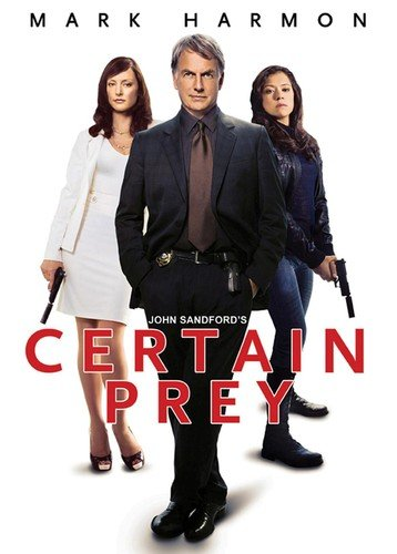 Certain Prey DVD