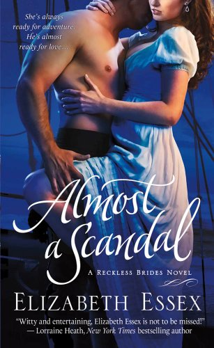 Book Almost a Scandal - Elizabeth Essex