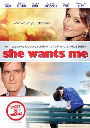 She Wants Me DVD
