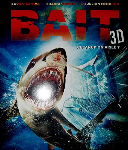 Bait 3D [Three-Disc Combo: Blu-ray 3D/Blu-ray/DVD] DVD