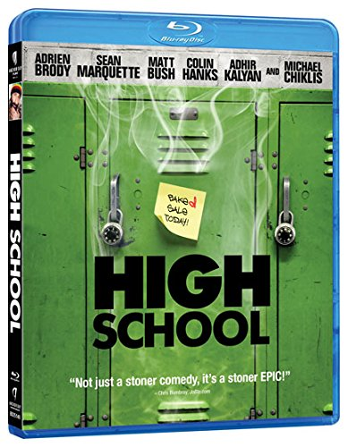 High School [Blu-ray] DVD