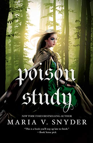 Books on Sale: Poison Study by Maria V. Snyder & More