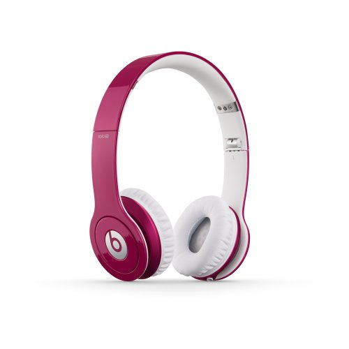 Pink Beats by Dre headphones