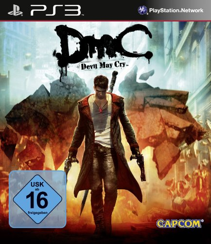 Devil May Cry 5 DmC (PS3) Z2 gebr.