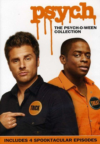 Psych: The Psych-O-Ween Collection DVD